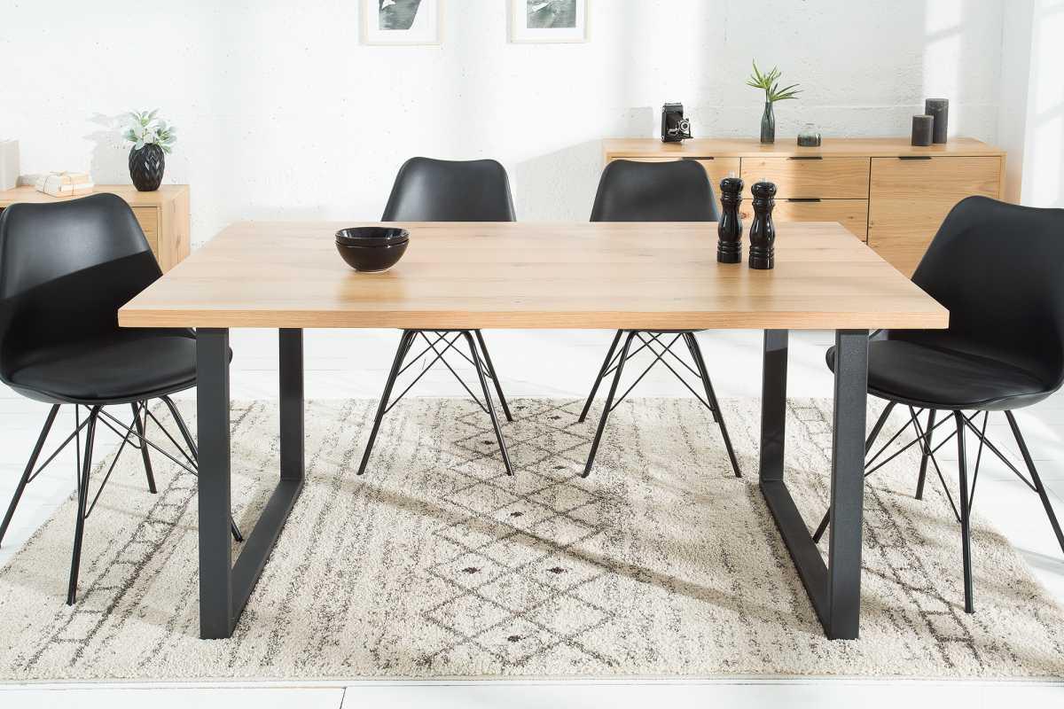 Jídelní stůl Kira 160 cm dub