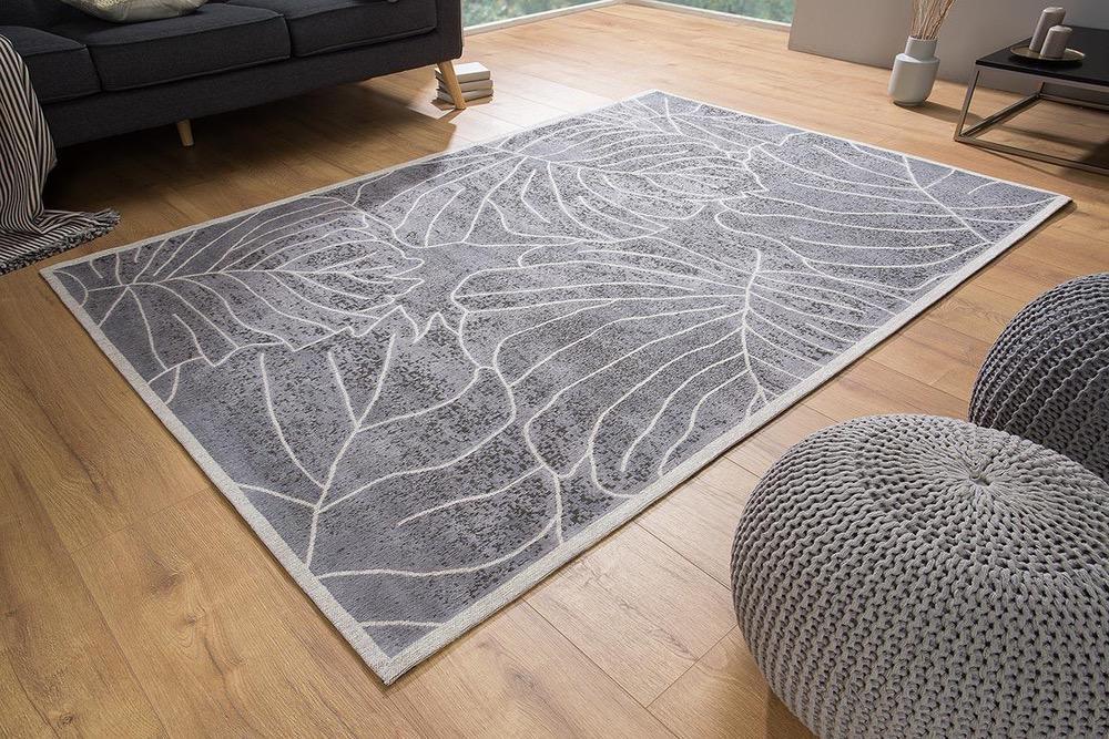 Designový koberec Karina 240x165 šedý