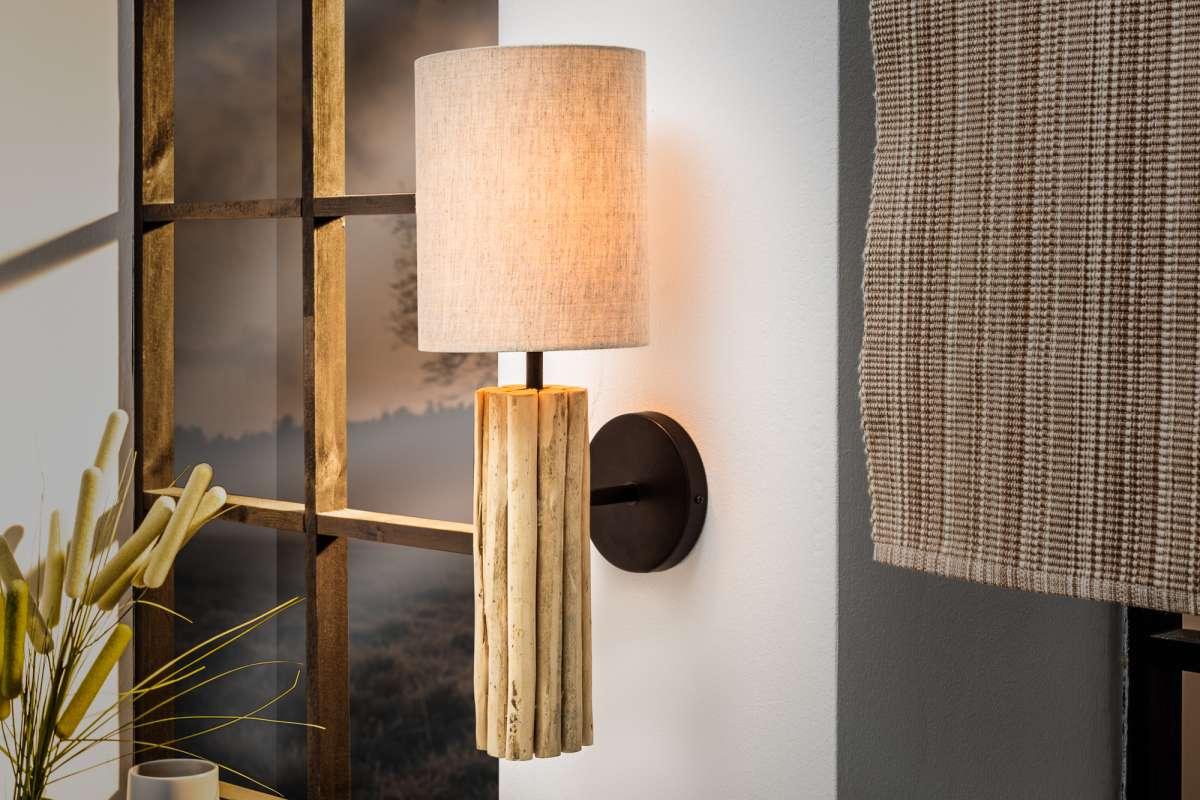 Designová nástěnná lampa Sarai II