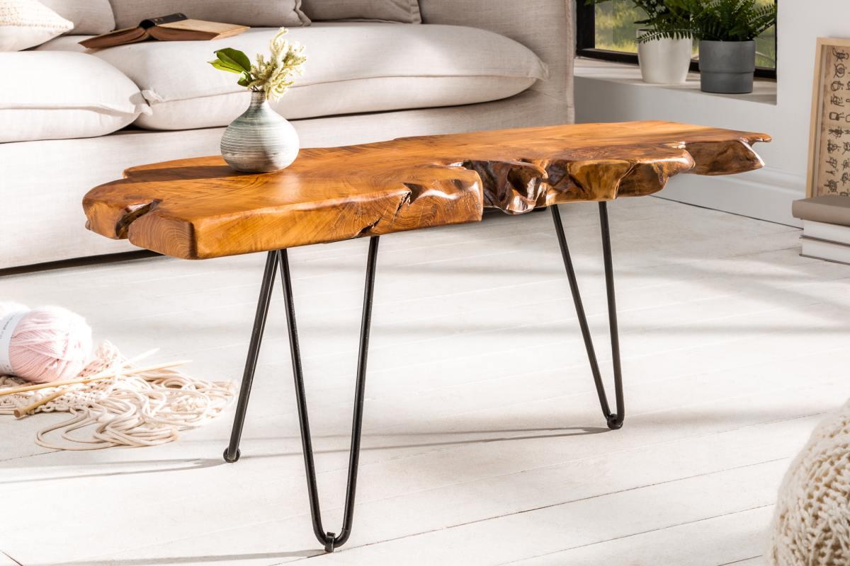 Designový konferenční stolek Jax 100 cm - Skladem na SK