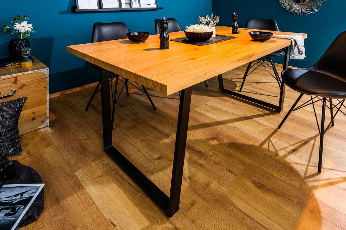 Designový jídelní stůl Bryant, 160 cm, dub