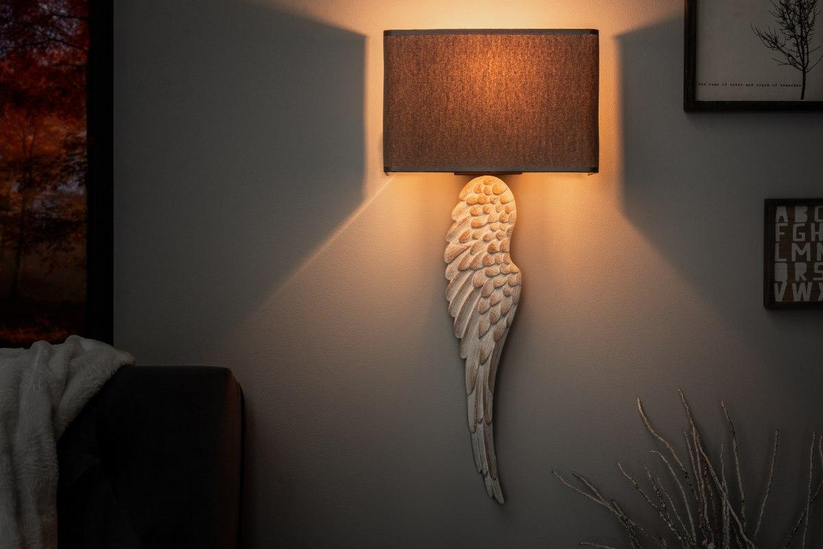 Designová nástěnná lampa Cullen, 70 cm