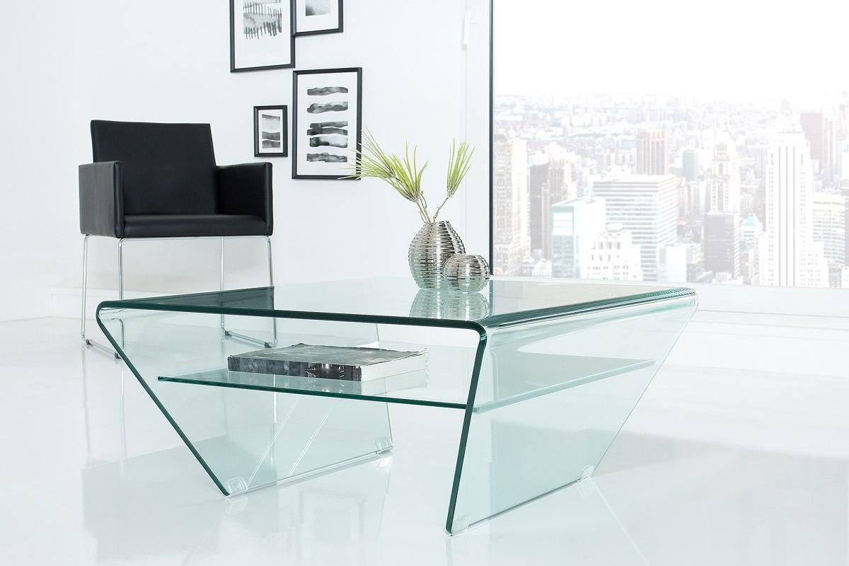 Designový konferenční stolek Phantom II, 70 cm