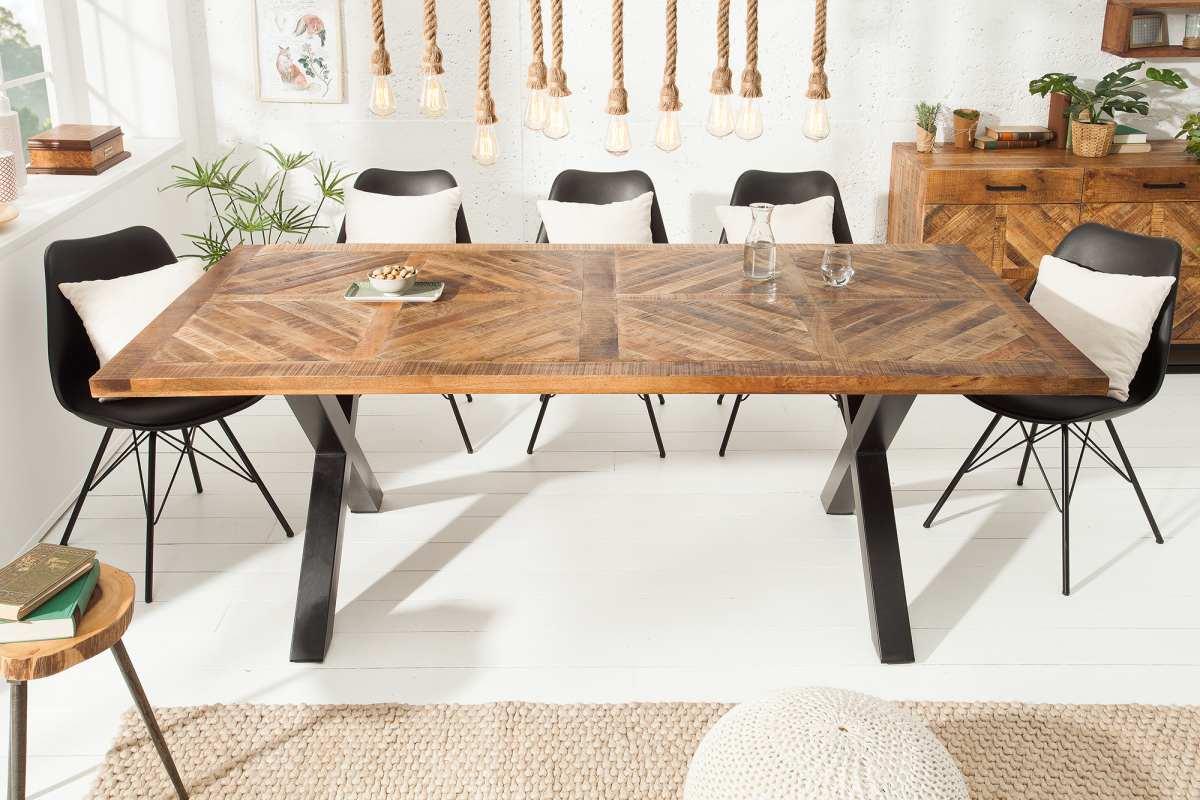 Designový jídelní stůl Allen Home 160 cm, mango