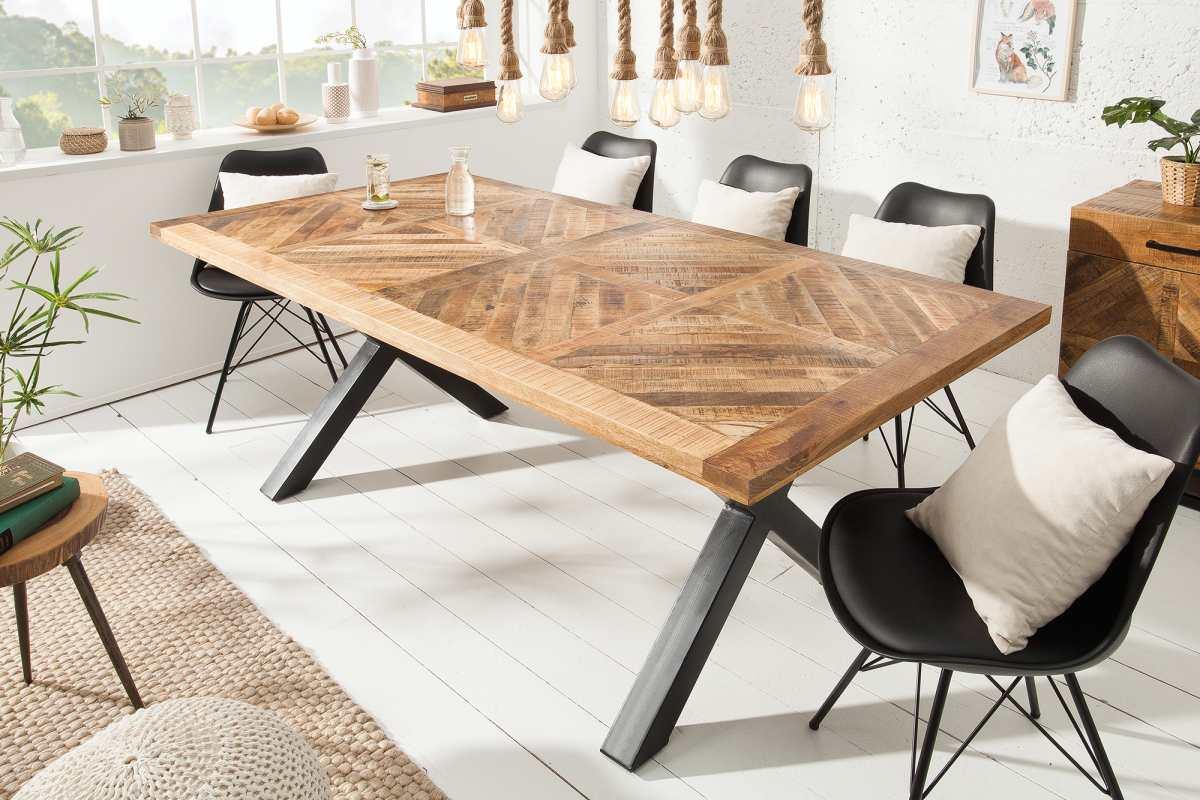 Designový jídelní stůl Allen Home 200 cm, mango