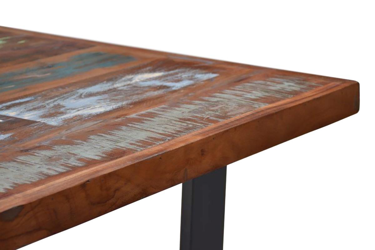 Designový jídelní stůl Jacktar, 160 cm, recyklované dřevo