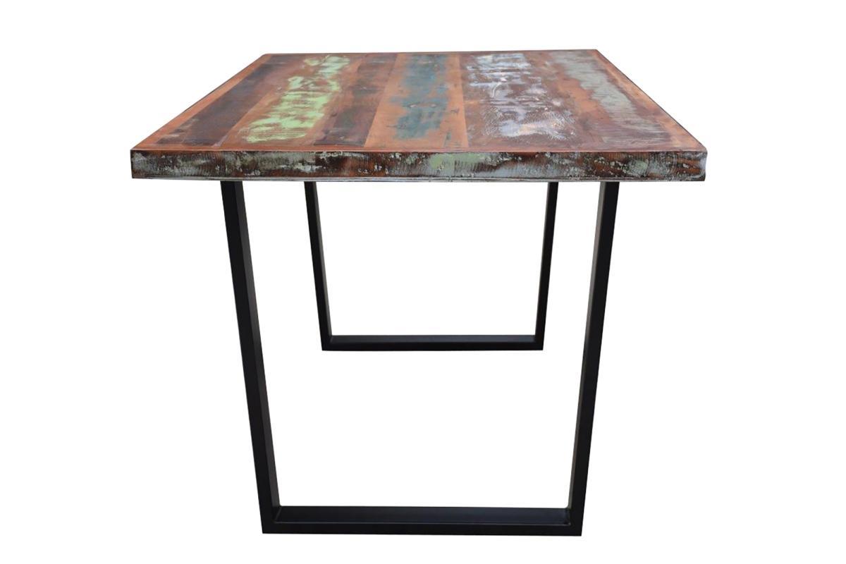 Designový jídelní stůl Jacktar, 180 cm, recyklované dřevo