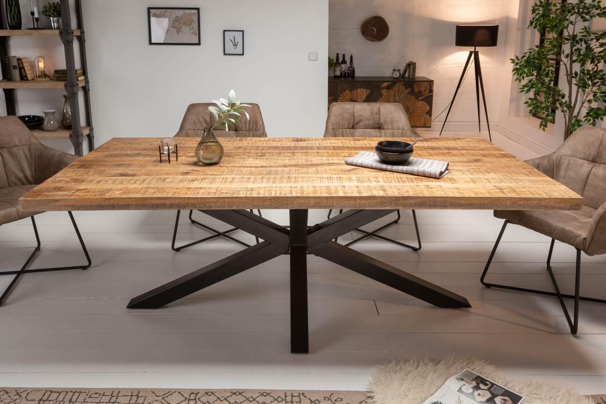 Designový jídelní stůl Vera, 200 cm, mango
