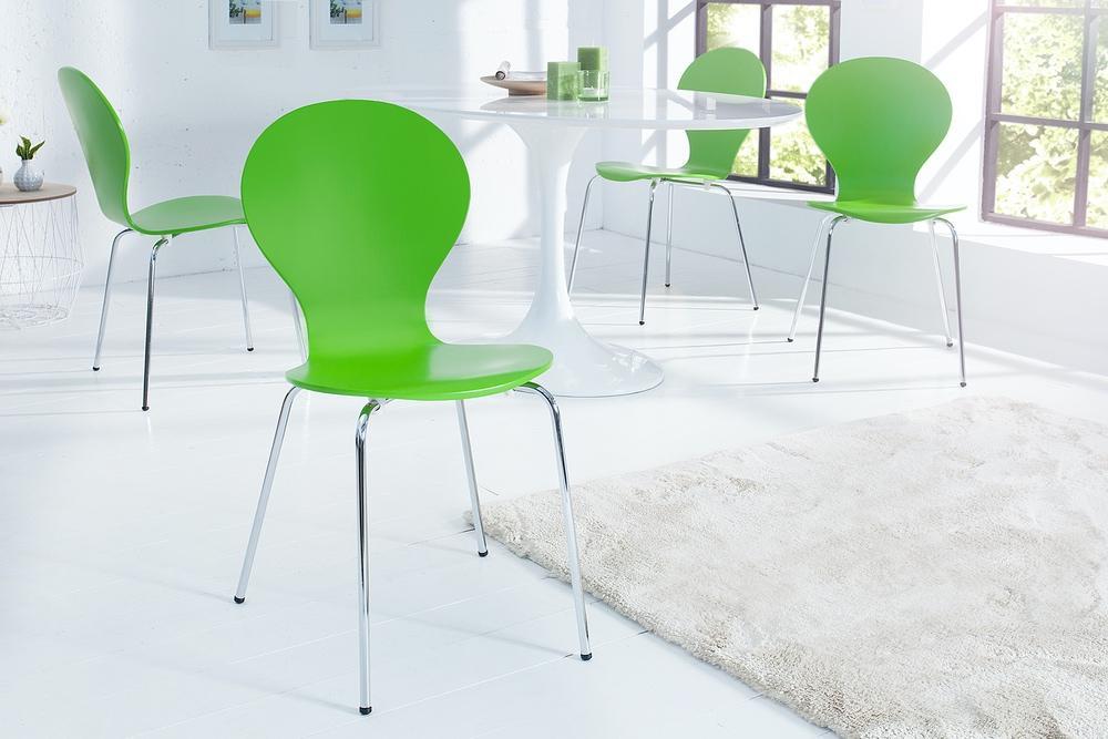 Židle Frame zelená