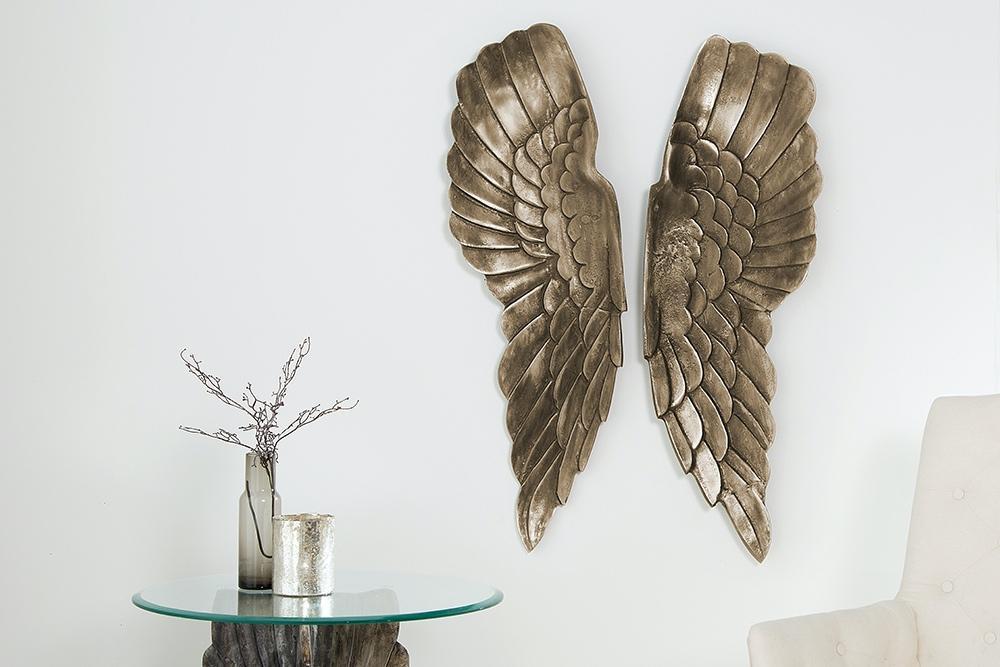 Nástěnná dekorace Angel 65 cm - Skladem na SK