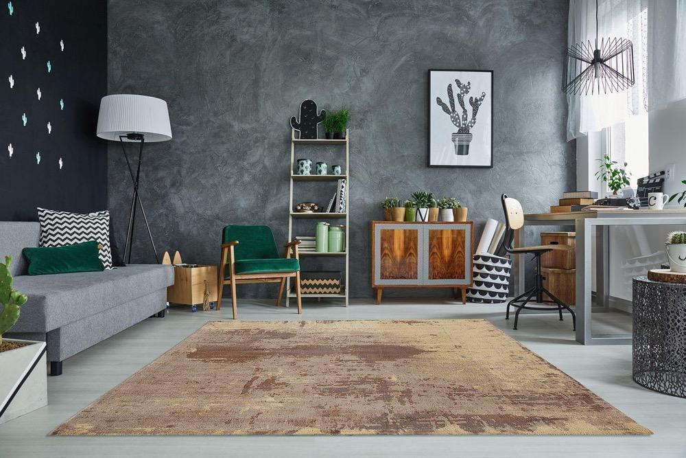 Designový koberec Batik 240x160 cm / písková