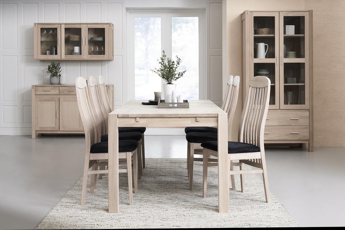 Moderní jídelní stůl Aalto, 140 cm