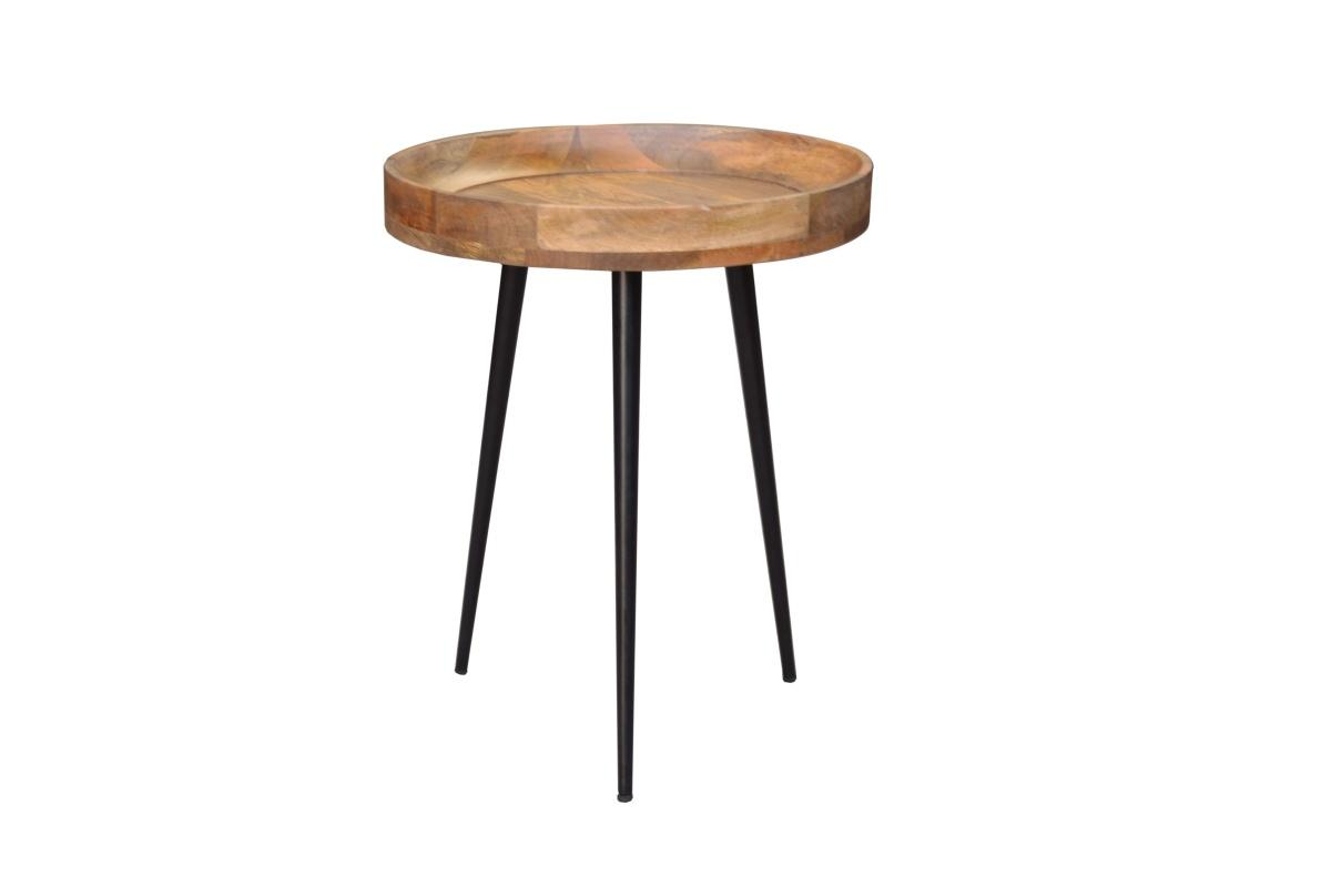 Odkládací stolek Desmond 45 cm mango