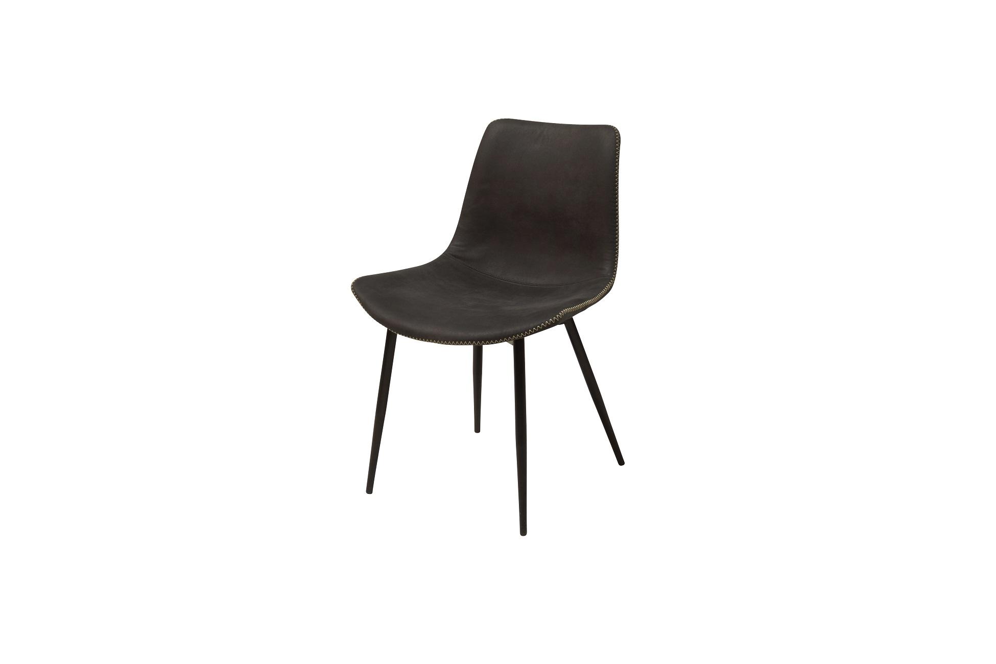 Štýlová stolička Albany, čierna