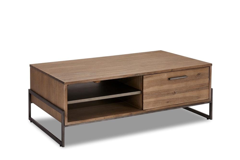 Stylový konferenční stolek Aart, 120 cm