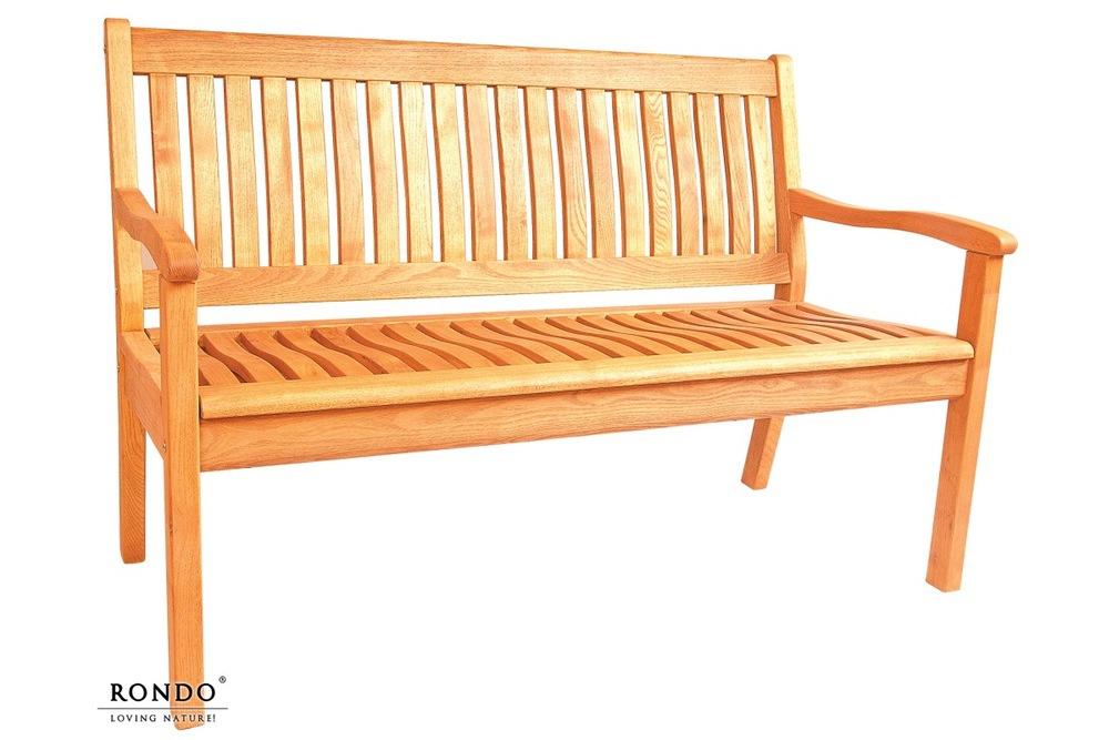 Zahradní lavice Kansas pro 2 osoby
