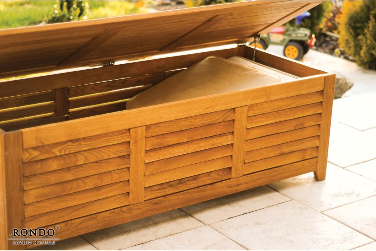 Zahradní odkládací box Extra
