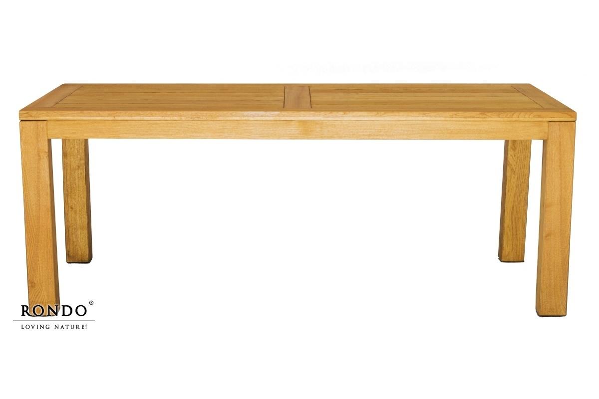 Zahradní stůl Caro 200 x 100 cm