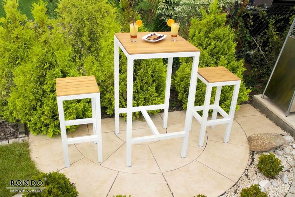 Zahradní stůl Giant High 60 x 60 cm