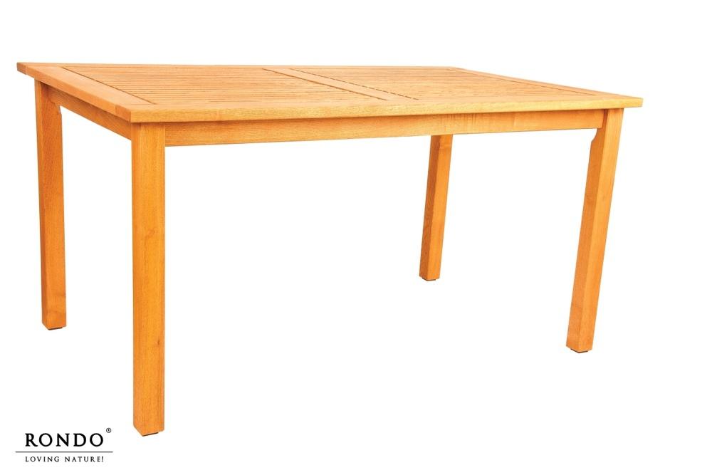 Zahradní stůl Kansas 150 x 90 cm